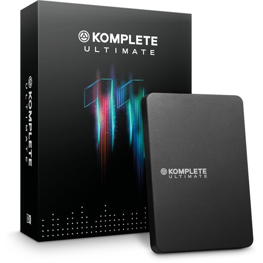 Native Insttruments Komplete 11 Ultimate Upd K8U-K10U