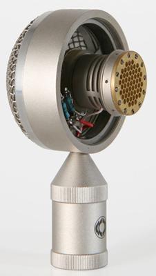 Oktava MK012 Figure-8 kapsel