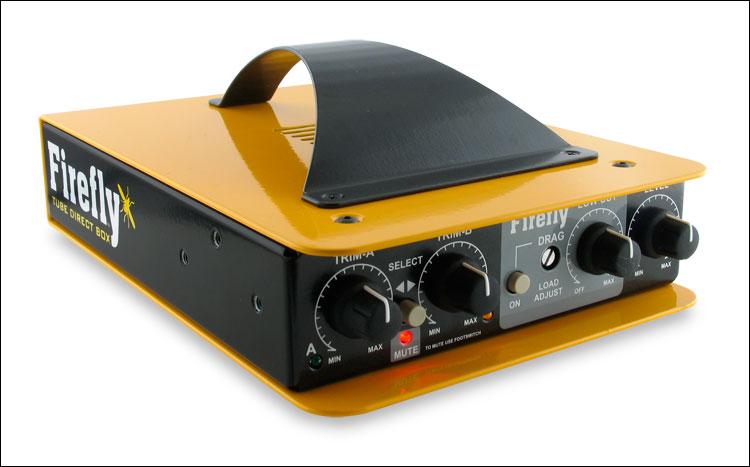 Radial Firefly aktiv DI-box med rör