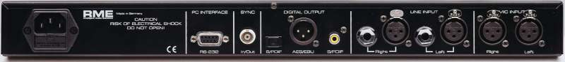 RME ADI-96 Pro Demoexemplar