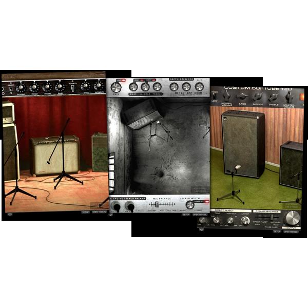 Softube Amp Room Bundle