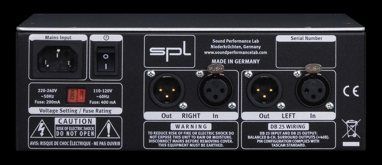 SPL Volume2
