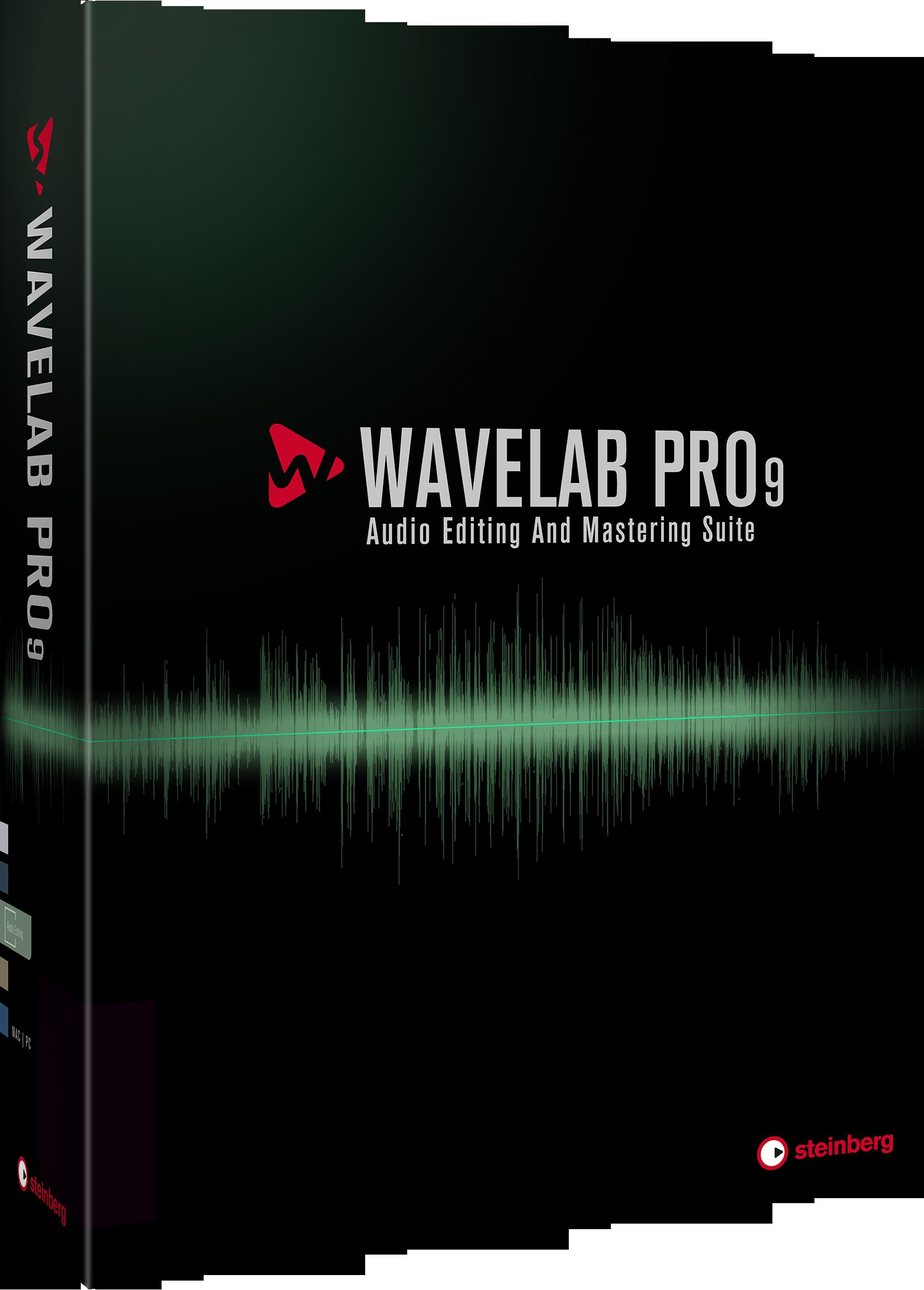 Steinberg Wavelab 9 EDU