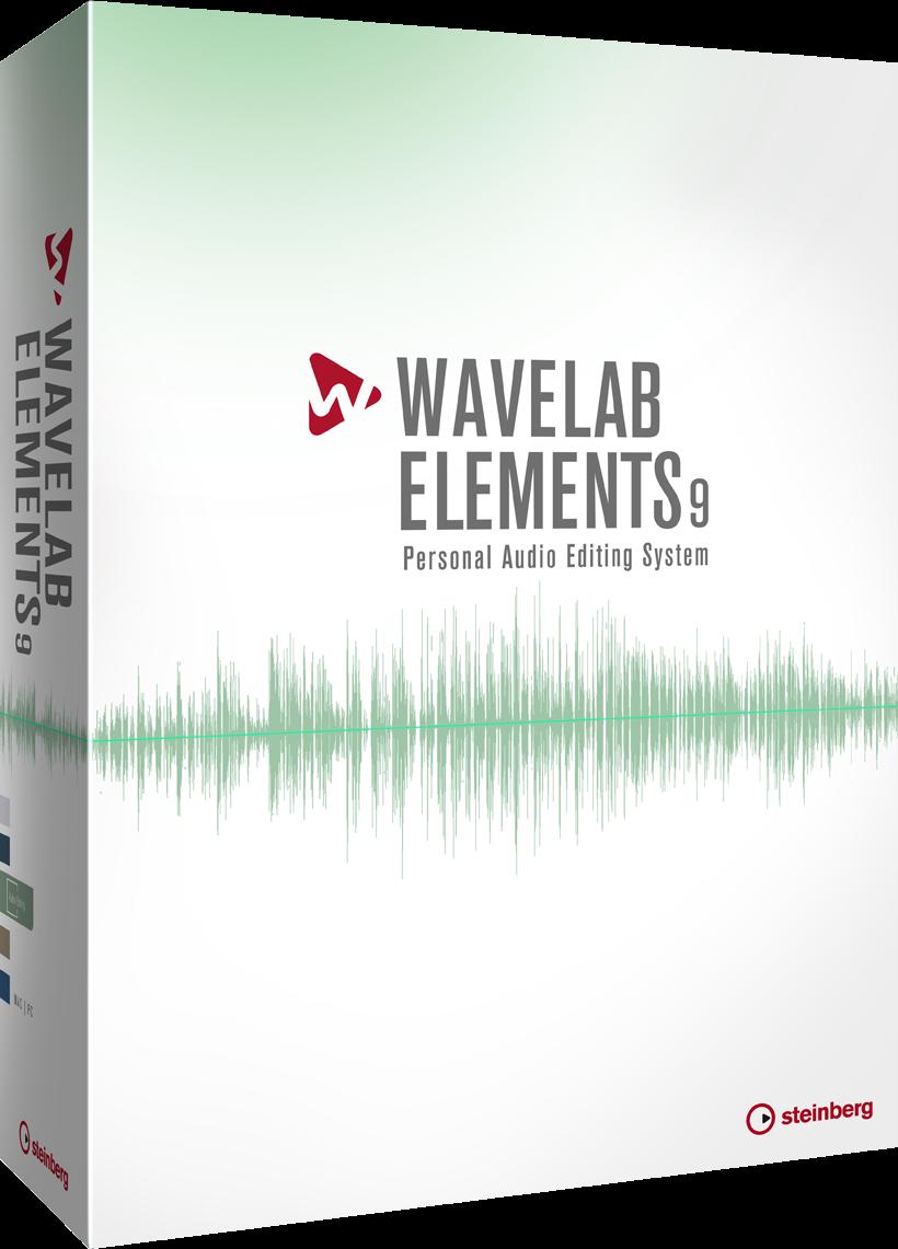 Steinberg Wavelab 9 Elements EDU