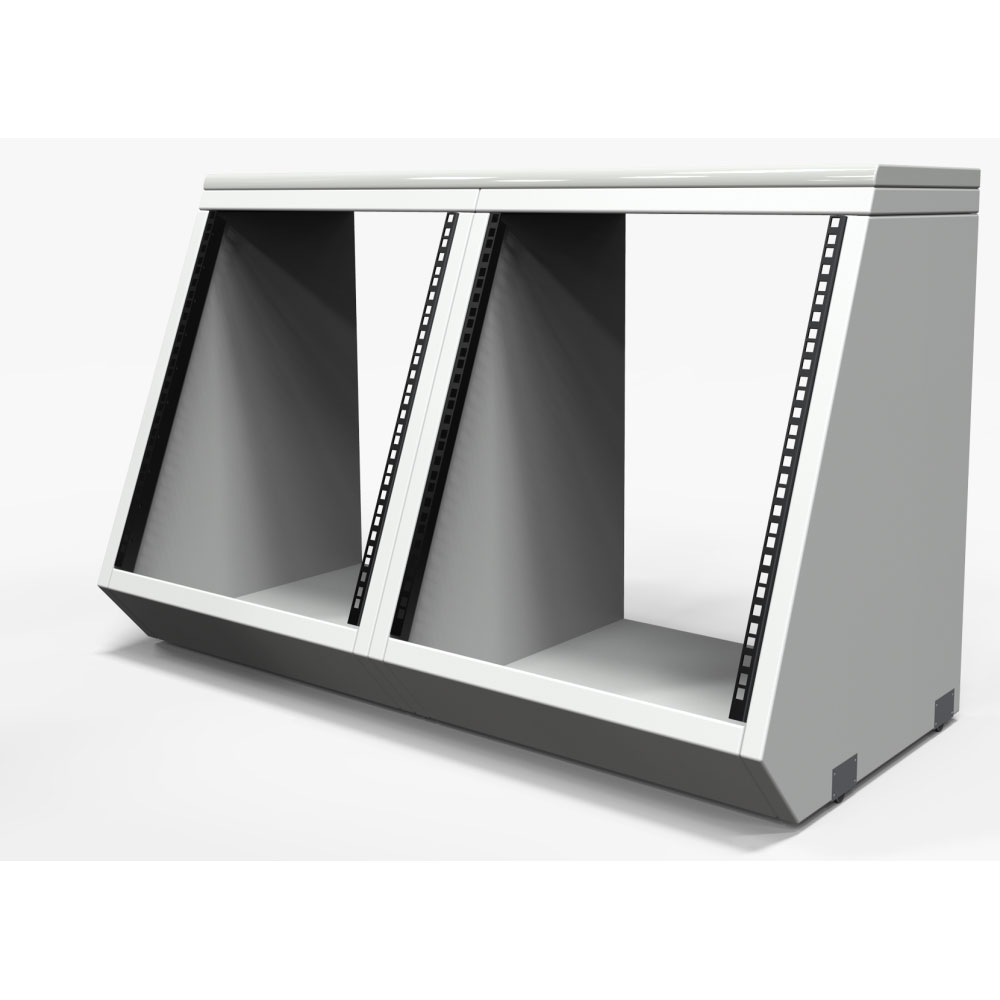 StudioDesk Floor Rack Cabinet Set