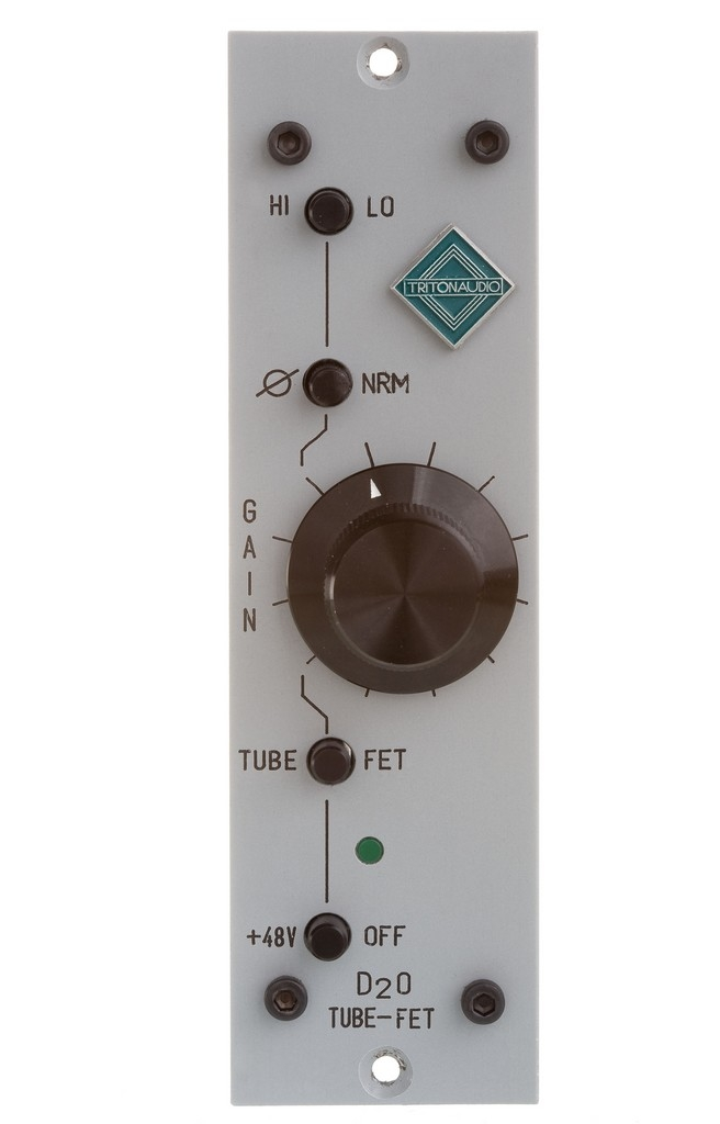 Triton Audio D2O Tube-FET 500 preamp