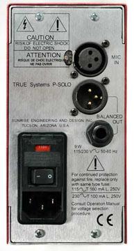 True Systems P-Solo Ribbon