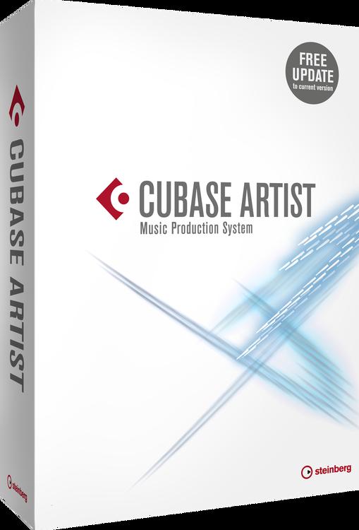 Steinberg UR44 + Cubase Artist