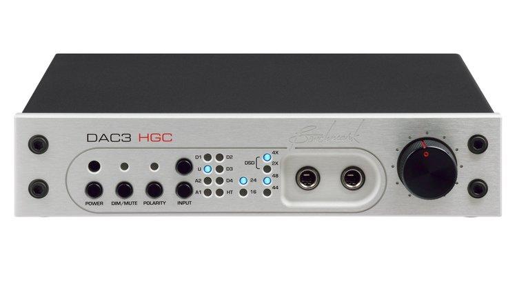 Benchmark DAC3 HGC