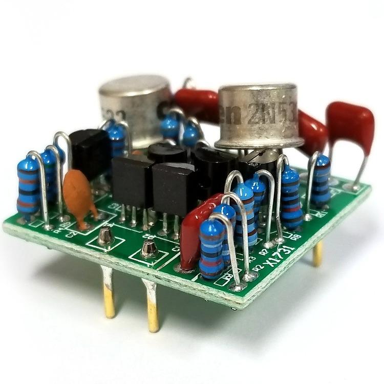 Warm Audio WA12 MKII