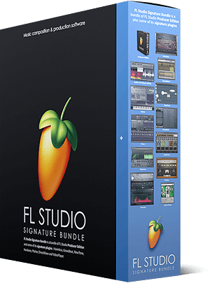 ImageLine FL Studio v20+ Signature bundle