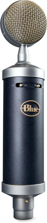 blue babybottle stormembran kondensatormikrofon