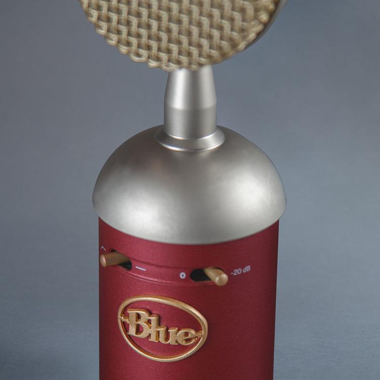 BLUE Spark SL stormembran kondensatormikrofon