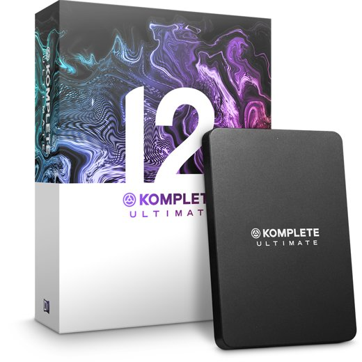 Native Instruments Komplete 12 Ultimate Upg K Select