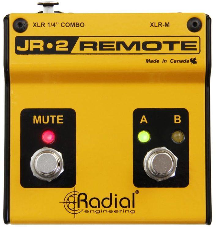 Radial JR2 remote