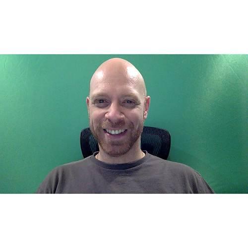 Gig Gear Cam-A-Lot skärm för virtuella möten
