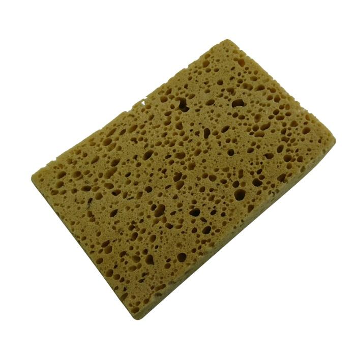 Tvättsvamp Deco brun