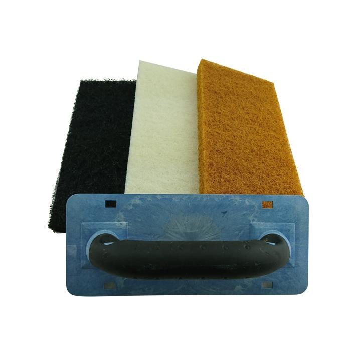 Tvättsvampset 4 delar