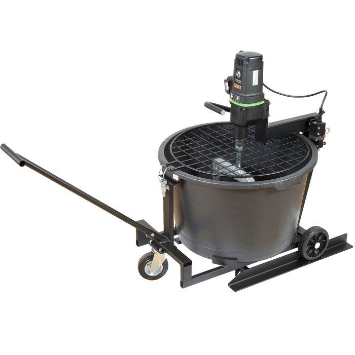 Tvångsblandare/baljmixer Eibenstock Automix 90 (90lit)