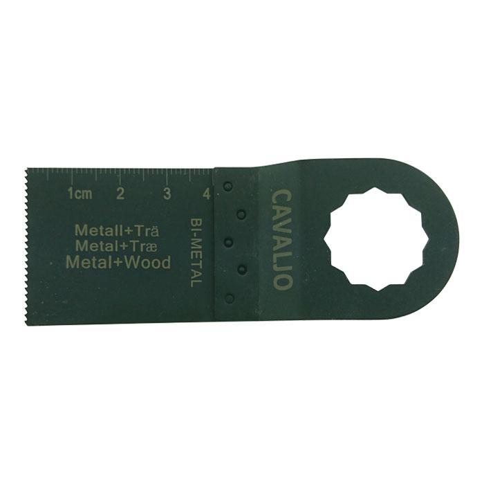 Multicutter Sågkniv för metall/trä till multiverktyg (Supercut) 5st - 35mm