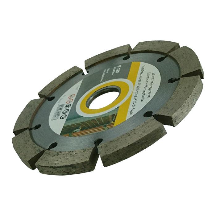 Fogfräs skiva till vinkelslip 12mm. 95mm diameter 5st