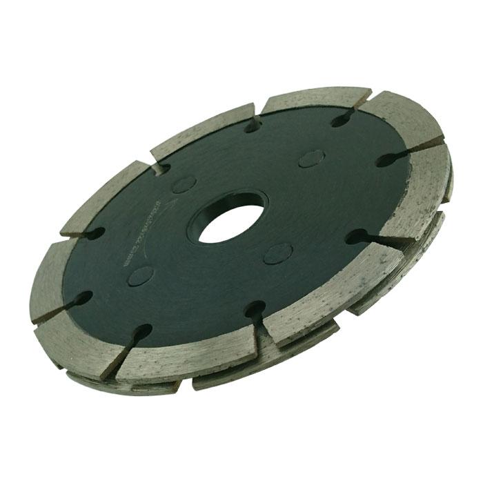 Fogfräs sandwichskiva till vinkelslip  6mm bred 125mm diameter. 5st