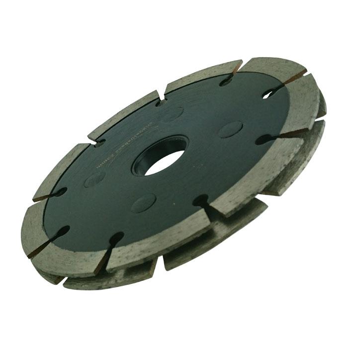 Fogfräs sandwichskiva till vinkelslip  8mm bred 125mm diameter. 5st