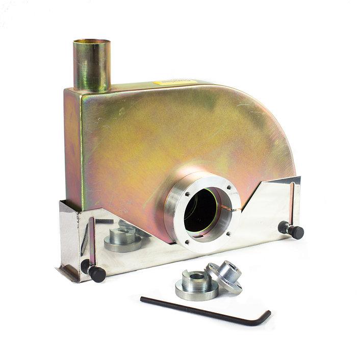Fogfräs dammsugaranslutning till vinkelslip  115-125mm. Bosch