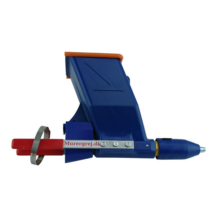 Fogpistol adapter för fogning