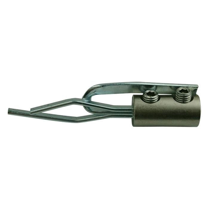 Drivkniv med koppling till Fogpistol