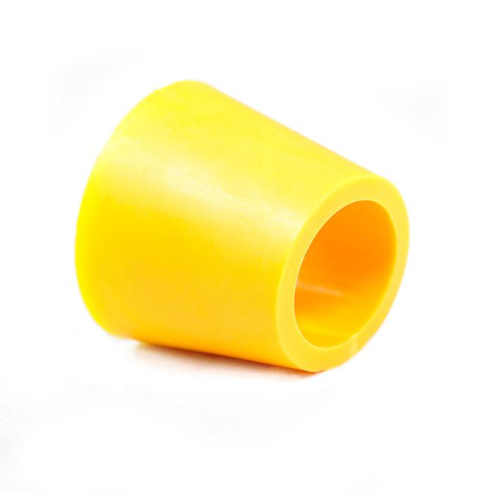 Stödshylsa i plast till pip för Fogpistol
