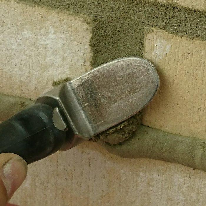 Fogsticka rostfritt genomhärdat stål. Superexpanite