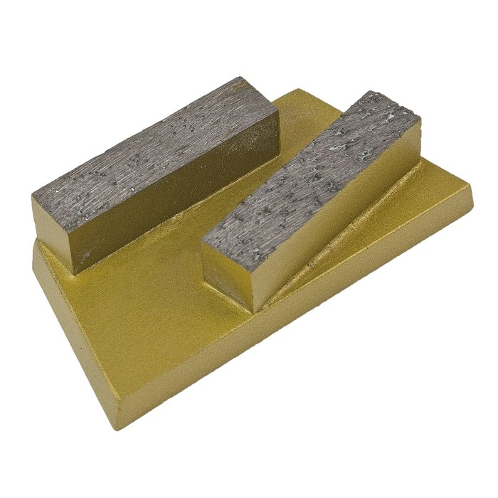 Slipdelssats/utbytbara diamanter till Eibenstock 235