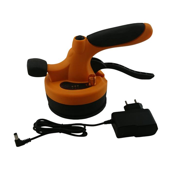Sugkopp / Vakumlyft med sladdlös elektrisk vibrator