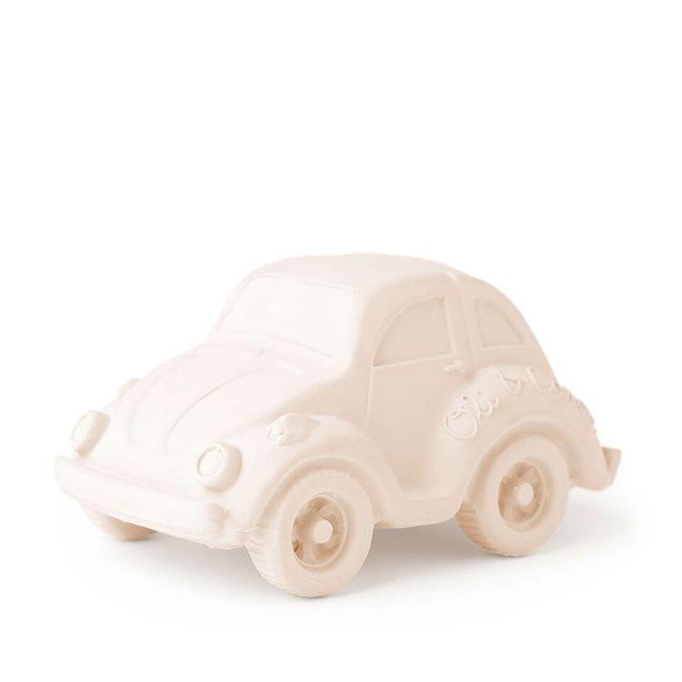 Carlito the beetle - white