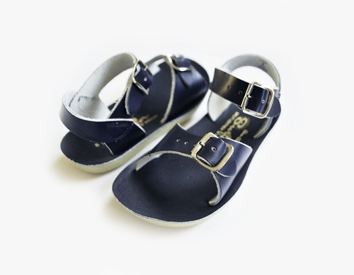 Salt-water Sandals, Surfer, NAVY EU21-32
