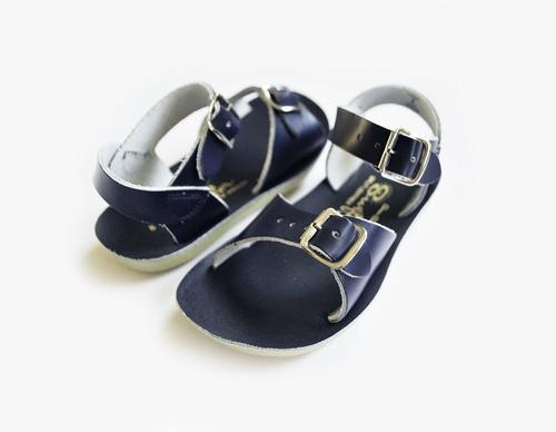 Salt-water Sandals, Surfer, NAVY EU21-32