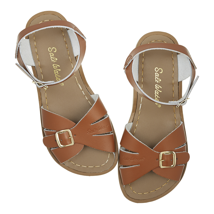 Adult Saltwater-sandals Classics Tan