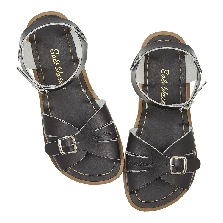 Adult Saltwater-sandals Classics Black