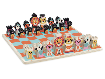 "My first Chess ""Animals"" Ingela P Arrhenius"