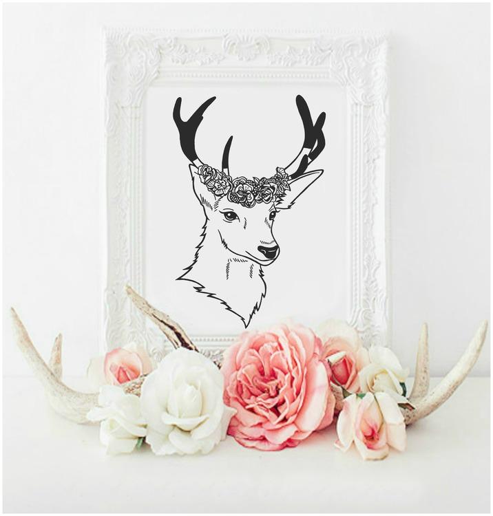 NEW: Frankies Deer