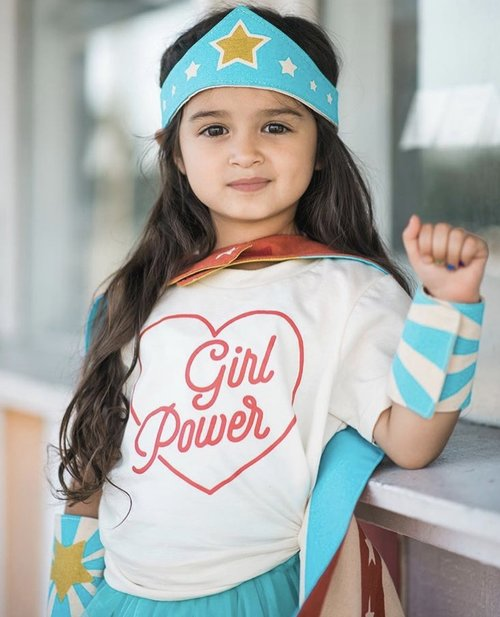 Kids Girlpower T-shirt
