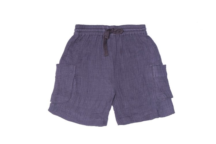 Louis shorts, Charcoal