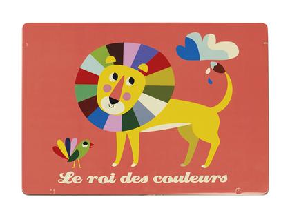 NEW: Watercolors Lion Ingela P. Arrhenius
