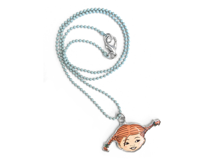 NEW: Pippi Longstocking neckless