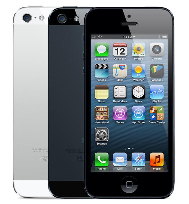 Begagnad iPhone 5