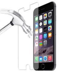 Pansarglas/Skärmskydd, iPhone 6/6S