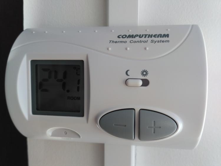Trådbunden Termostat C3
