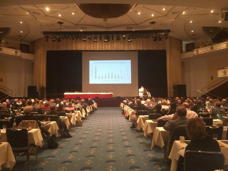 Besök på IACM konferens i Köln