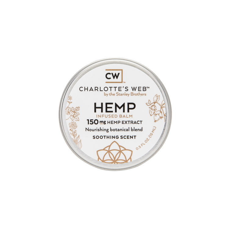 Charlotte's Web Hudsalva - 150 mg hampaextrakt, 15 ml